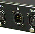 DMX-512 Input Connection